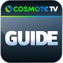 COSMOTE TV Guide (for tablet) icon