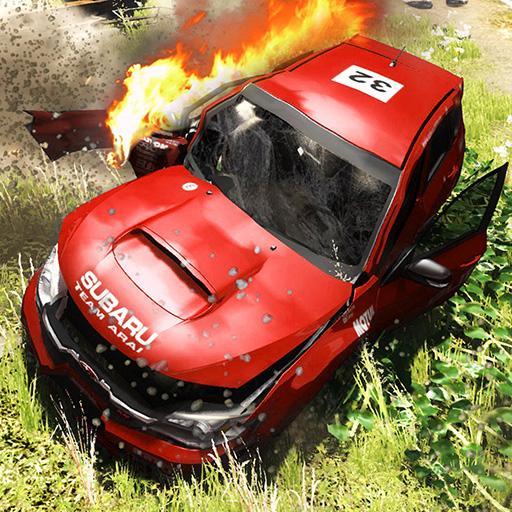Car Crash Simulator Engine Damage