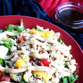 Bean and Quinoa Power Salad.