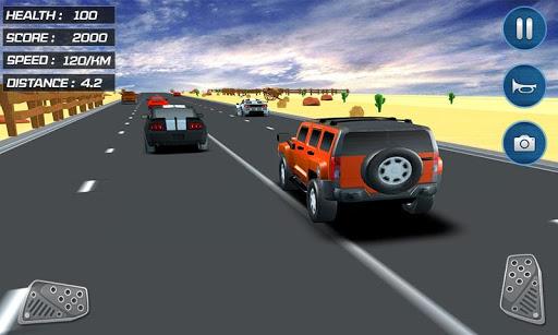 Highway Prado Racer  screenshots 2
