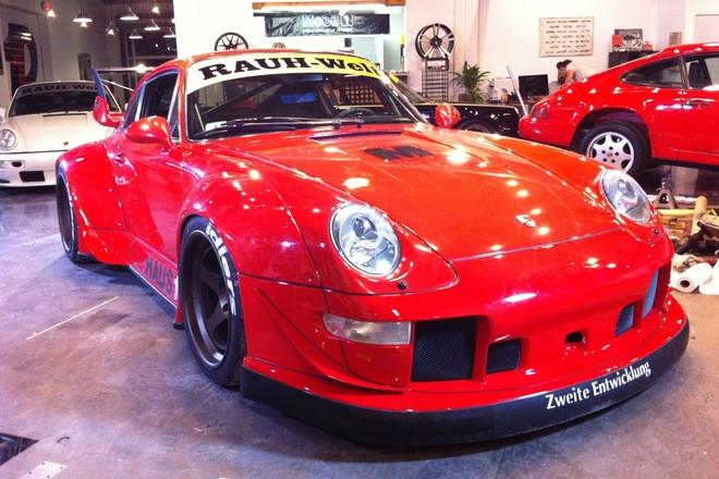 1995 Porsche RWB 911-993 Race Car Hire 2100 NW 42nd Ave