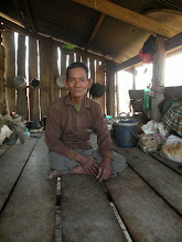 Photo: Landmine survivor Sok Vanna