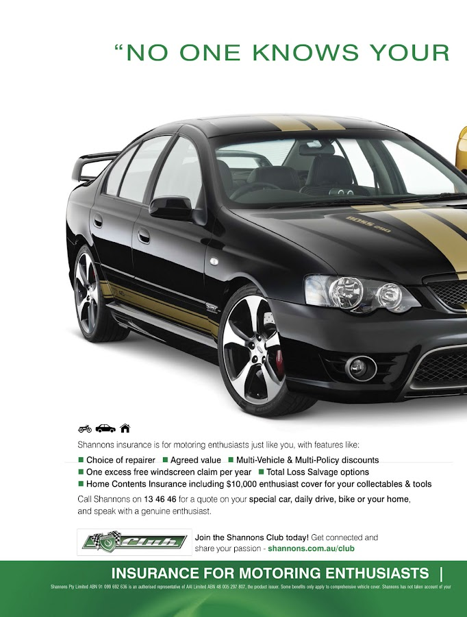 Australian Muscle Car- screenshot
