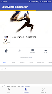 Just Dance Foundation - náhled