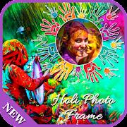 Holi Photo Frame Editor