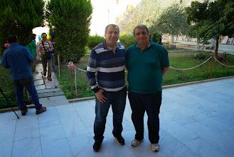 Photo: Turecký pan ředitel Irfan.
