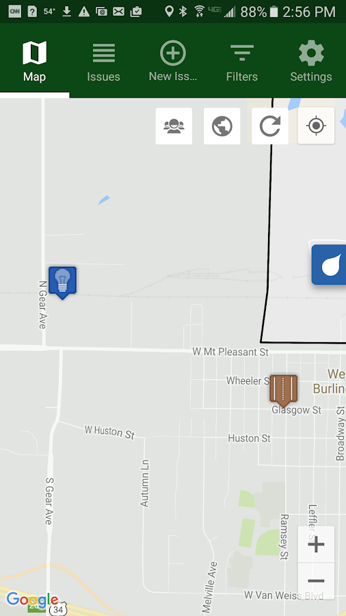 Improve West Burlington Iowa- screenshot