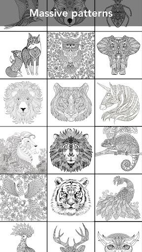 Animal Coloring Book 3.1.5 screenshots 2