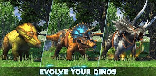 Dino Tamers - Jurassic Riding MMO Ver  1 14 MOD Menu APK