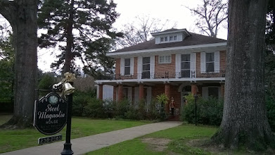 Photo: Steel Magnolia house Natchitoches
