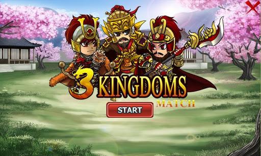 3 Kingdoms Match