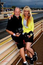 Photo: Darrell & Pam Conrad! Canon shooters from California!
