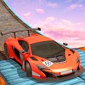 Ramp Car Stunts Racing Impossible Tracks simulator icon