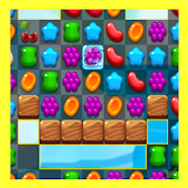 Color Sweet Boom Match 3 Game Mod