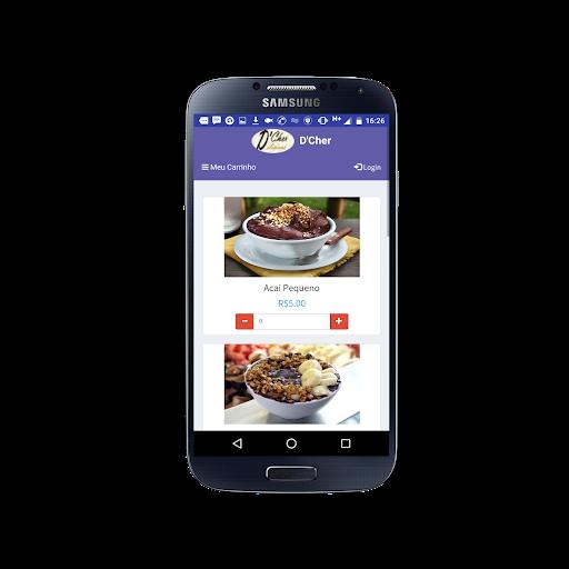 Dcher App 1.0 screenshots 2