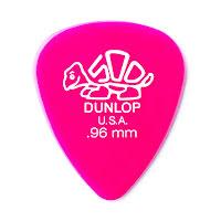 Dunlop Plektrum Delrin 500 STD 0,96 41P - 12/PLYPK
