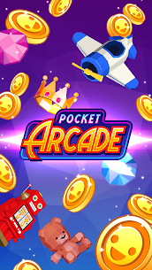 Pocket Arcade MOD Apk (Unlimited Money) 5