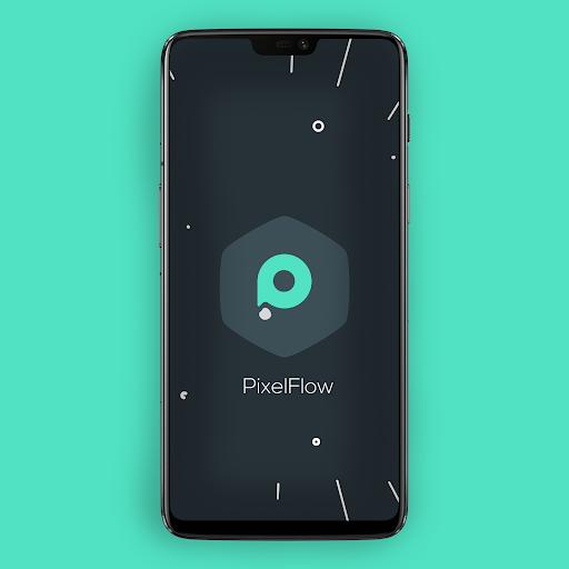 PixelFlow - Intro maker and text animator screenshot 8