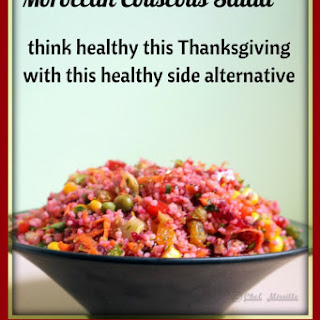 Moroccan Couscous Salad Recipes