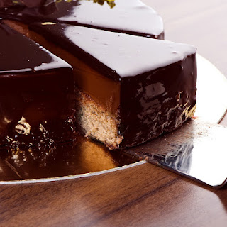 "Cake ""Ptashyne moloko"" (grandmother's recipe)"