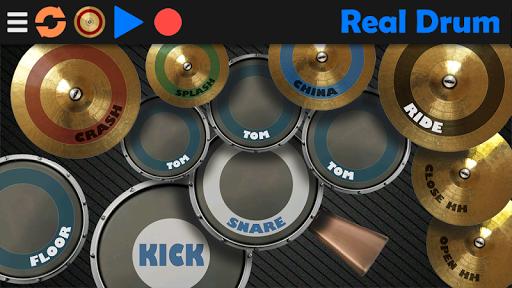 Real Drum screenshot 2