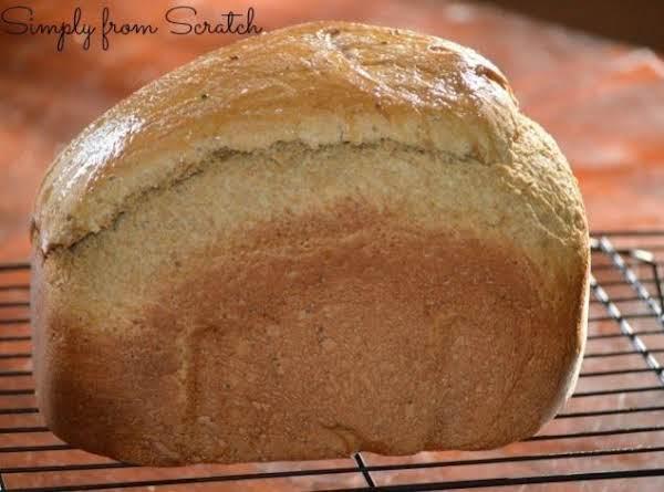 Great Grandma Amy's Swedish Rye Bread