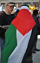 Photo: Free, free Palestine!