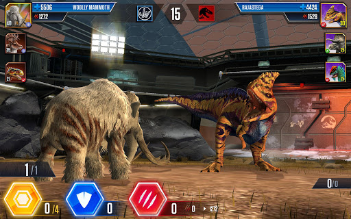 Jurassic Worldu2122: The Game 1.41.3 screenshots 14