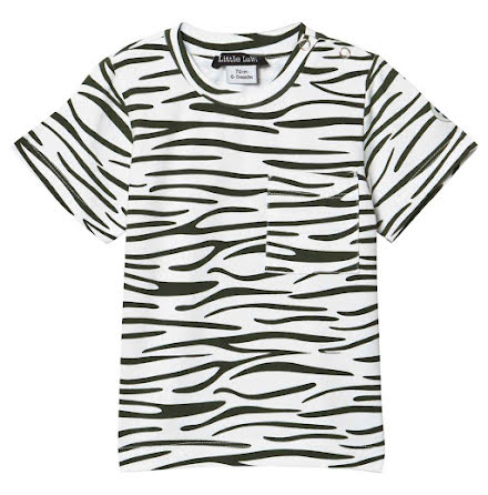 Little LuWi Black Tiger T-shirt