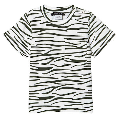 Little LuWi Black Tiger T-shirt
