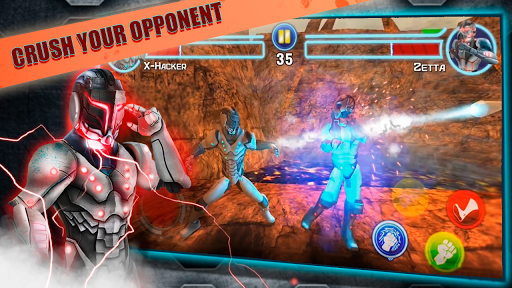 Steel Street Fighter ud83eudd16 Robot boxing game 3.02 screenshots 10