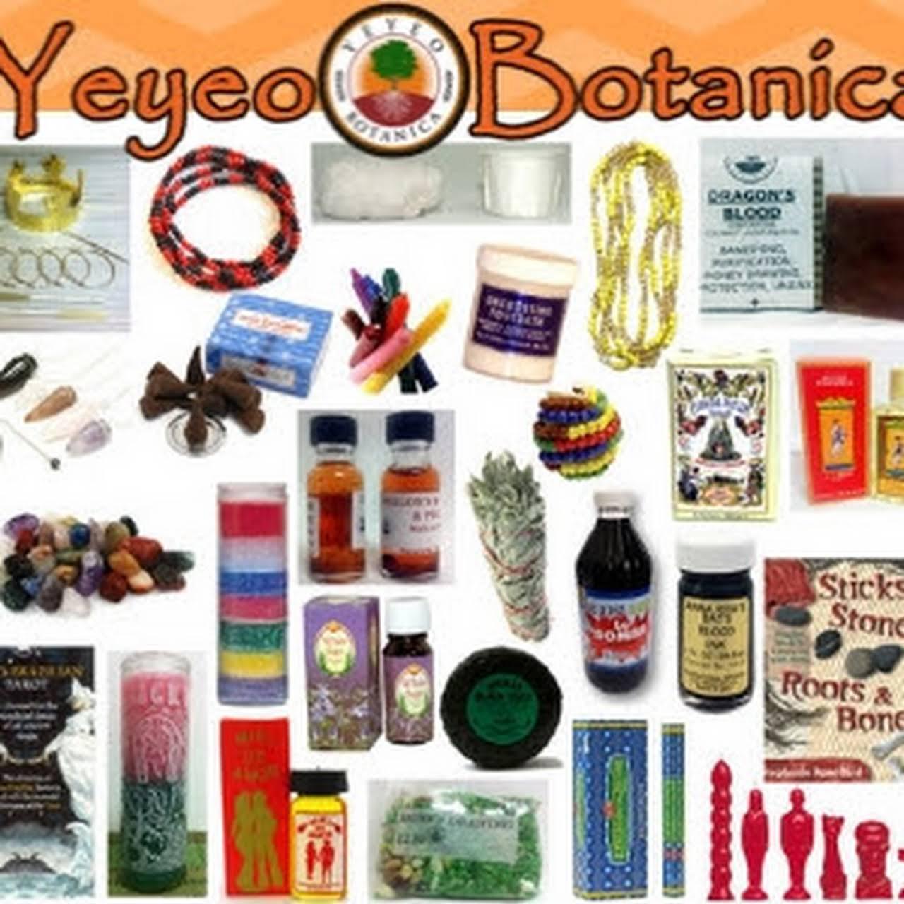 Yeyeo Botanica - Botanica and Spiritual Store NYC Area