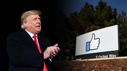 Facebook will reconsider Trump's ban in two years
