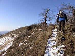 Photo: A Kopasz-hegyre fel...