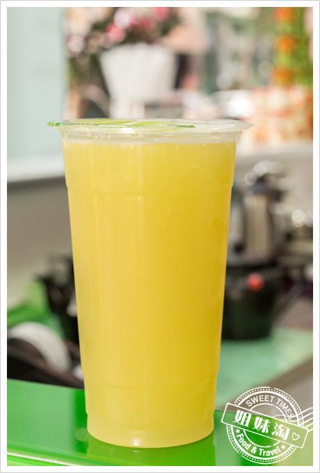 就是茶甘蔗檸檬