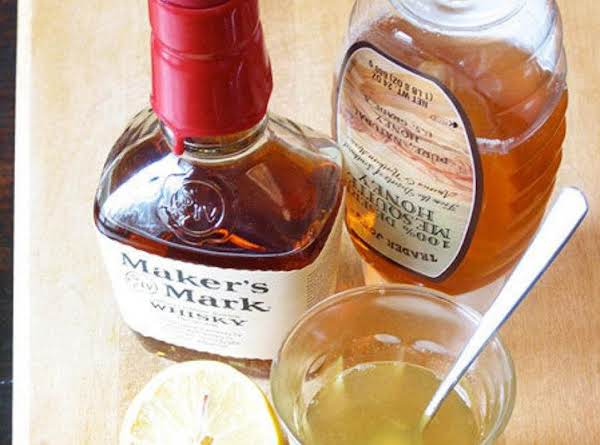 bourbon cough syrup for grown ups by freda recipe just a pinch