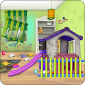 Tải Kindergarten Cleaning APK