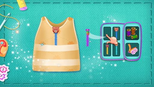 Code Triche Little Tailor : Fashion Boutique APK MOD screenshots 6