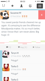 MoodPanda - Mood Diary Tracker- screenshot thumbnail