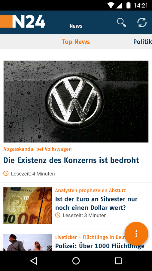 N24 News - Android-Apps auf Google Play