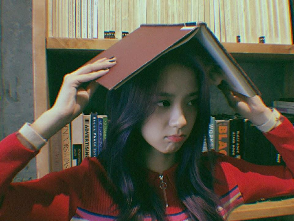 Jisoo book