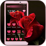 Red Red Rose Theme Icon