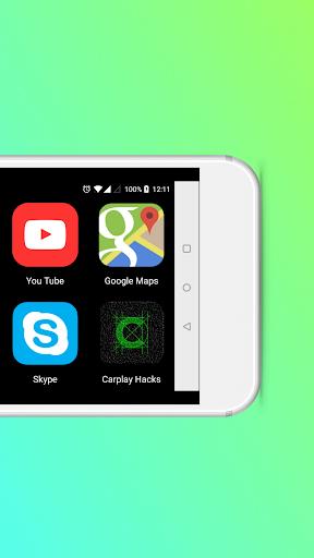 InCar - CarPlay for Android Screenshots 4