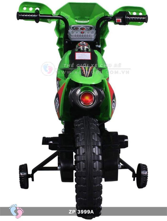 Xe mô tô điện 2 bánh địa hình cho bé ZP3999A 7