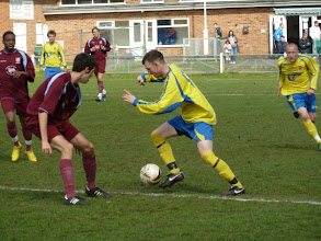 Photo: 21/04/12 v Chesham United Reserves (Spartan South Midlands League Div 1) 1-0 - contributed by Bob Davies