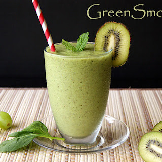 Green Smoothie Without Banana Recipes.