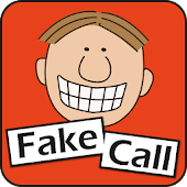 fake call (prank call)