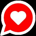 Jaumo 坠入情网的最佳应用 icon