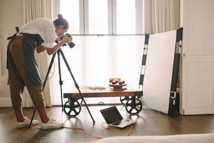ขาตั้งกล้อง อุปกรณ์เสริมเพื่อภาพสวย5