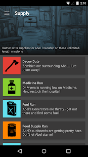 Android Apps: Zombies, Run!